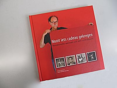 Volksbuurt, Soesterkwartier,boek